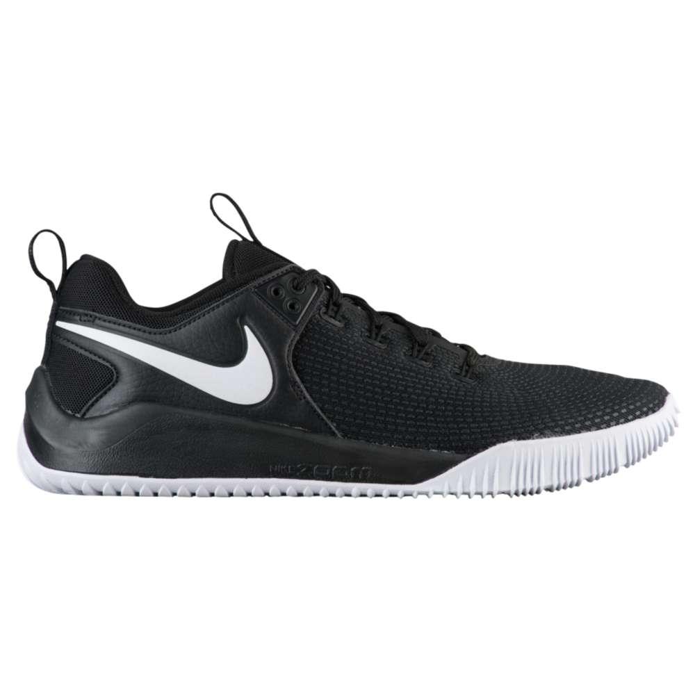 ナイキ Nike レディース バレーボール シューズ・靴【Zoom Hyperace 2】Black/White