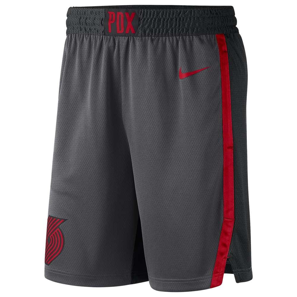 ナイキ Nike メンズ バスケットボール ボトムス・パンツ【NBA City Edition Swingman Shorts】Black