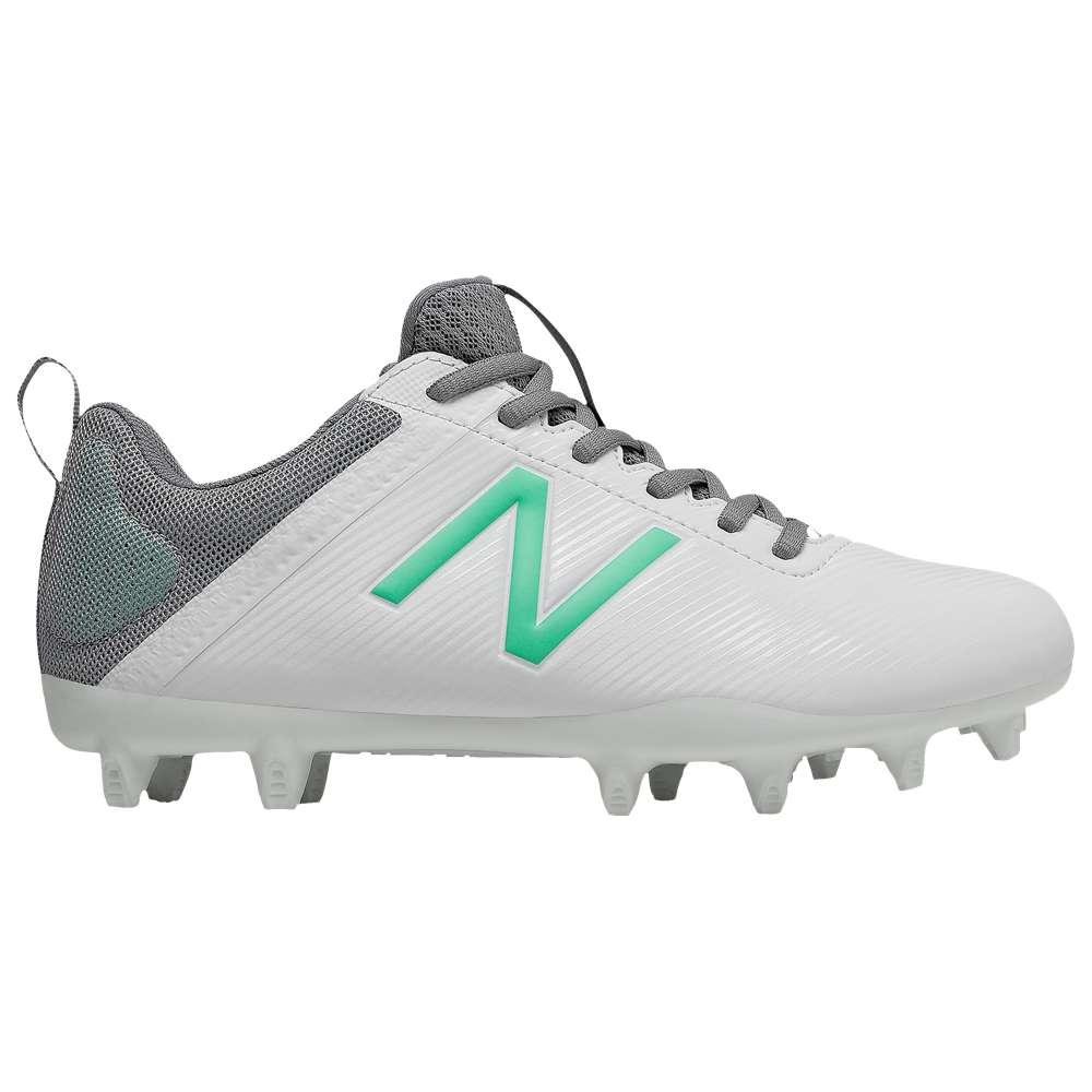 正規品販売! ニューバランス New New ラクロス Balance レディース ラクロス シューズ レディース・靴【Draw】White/Green, ライフナビ:2b53fbc1 --- nuevo.wegrowcrm.com