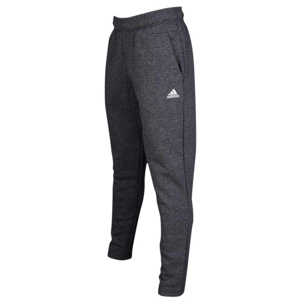 アディダス adidas Athletics メンズ ボトムス・パンツ【ID Stadium Fleece Pants】Heathered Black