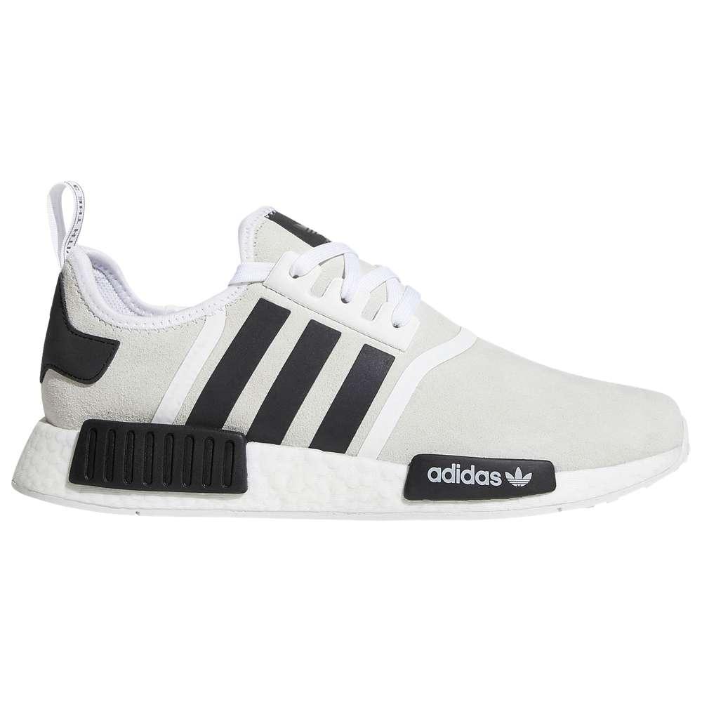 アディダス adidas Originals メンズ ランニング・ウォーキング シューズ・靴【NMD R1】White/Black/Blue