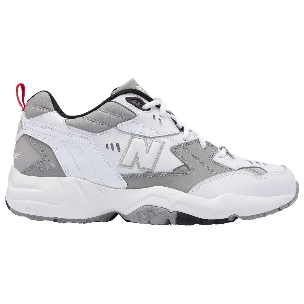 ニューバランス New Balance メンズ ランニング・ウォーキング シューズ・靴【608】White/Alabaster