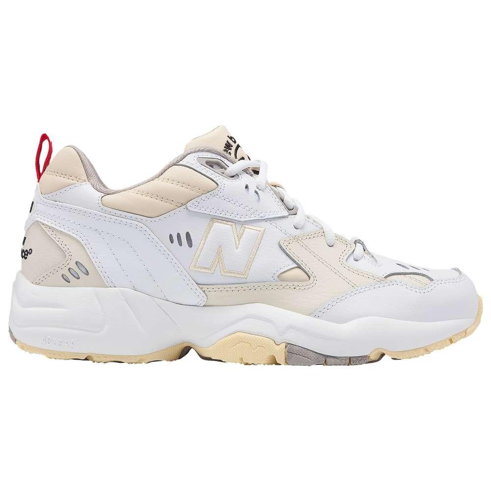 ニューバランス New Balance メンズ ランニング・ウォーキング シューズ・靴【608】White/Grey