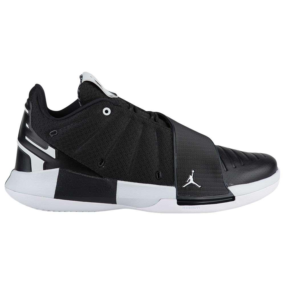 ナイキ ジョーダン Jordan メンズ バスケットボール シューズ・靴【CP3.XI】Black/Pure Platinum/White