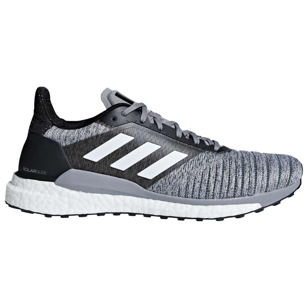 アディダス adidas メンズ ランニング・ウォーキング シューズ・靴【Solar Glide】Grey Three/Footwear White/Core Black