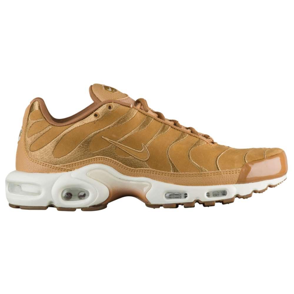 ナイキ Nike メンズ ランニング・ウォーキング シューズ・靴【Air Max Plus】Flax/Flax/Sail