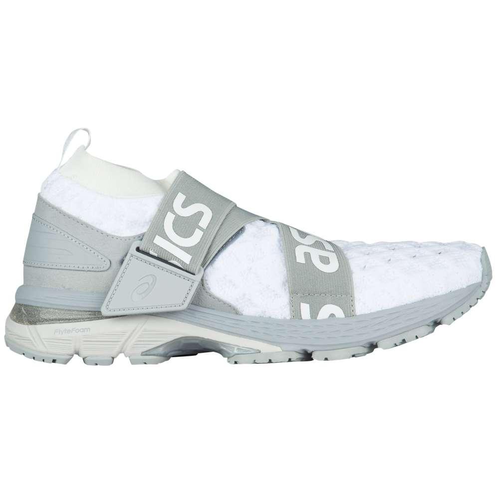 アシックス ASICS レディース ランニング・ウォーキング シューズ・靴【GEL-Kayano 25 OBI】White/Mid Grey