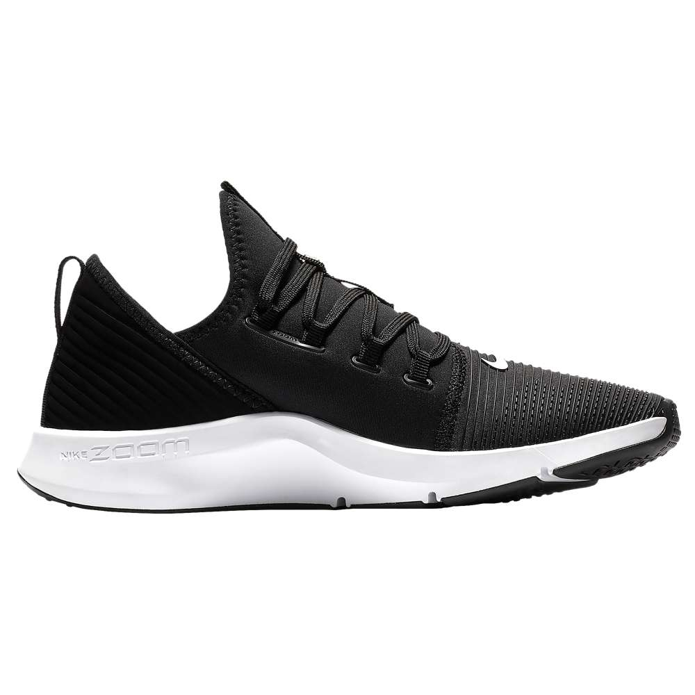 ナイキ Nike レディース フィットネス・トレーニング シューズ・靴【Air Zoom Elevate】Black/White