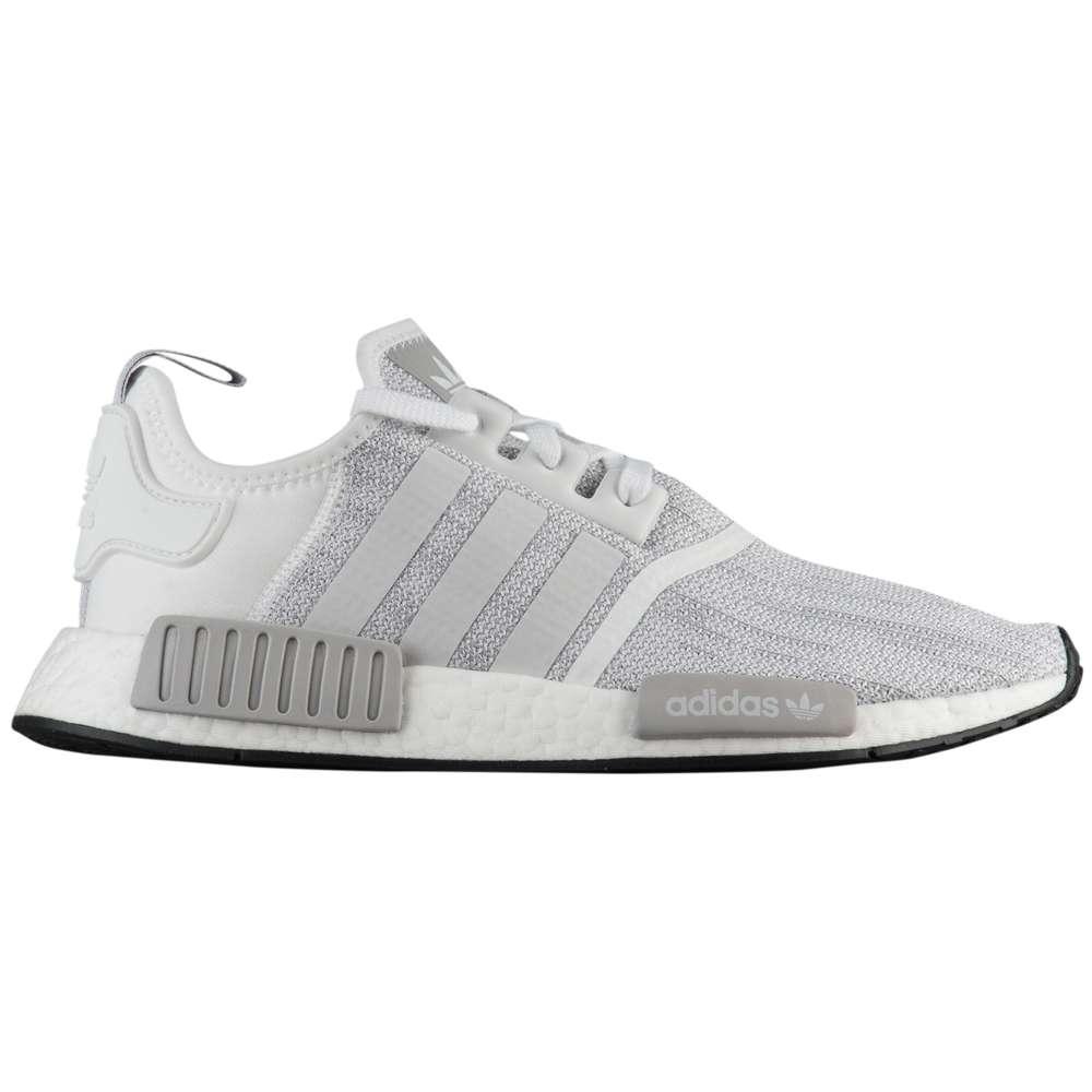 品質検査済 アディダス R1】White/Grey/White アディダス adidas Originals メンズ ランニング・ウォーキング シューズ メンズ・靴【NMD R1】White/Grey/White, 名東郡:eb0a8935 --- smotri-delay.com