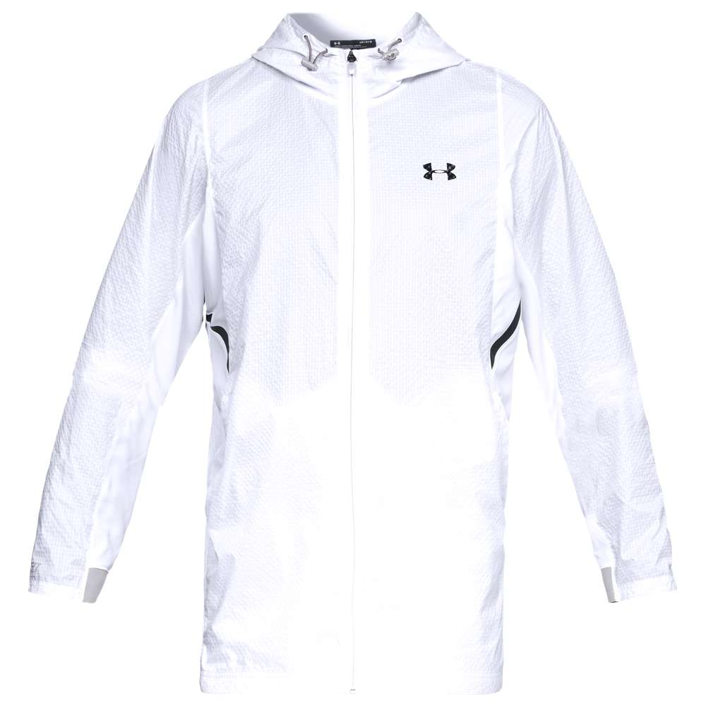 アンダーアーマー Under Armour メンズ バスケットボール トップス【Select Jacket】White/Black