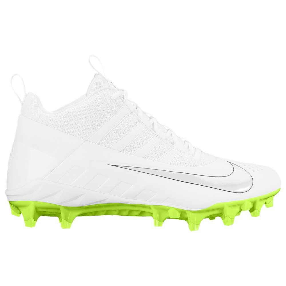 ナイキ Nike メンズ ラクロス シューズ・靴【Alpha Huarache 6 Pro LAX】White/White/Volt/Black