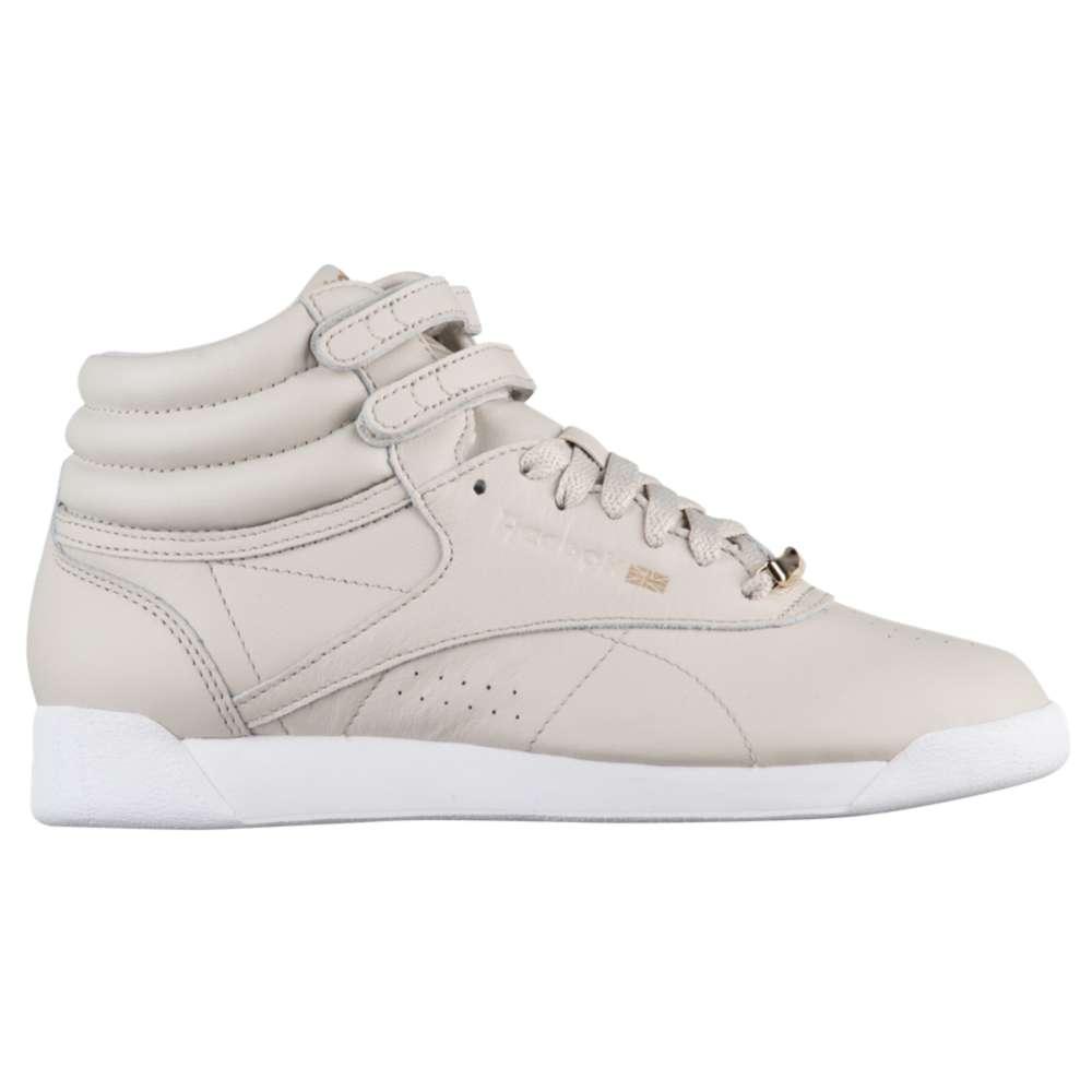 リーボック Reebok レディース フィットネス・トレーニング シューズ・靴【Freestyle Hi】Sandstone/White