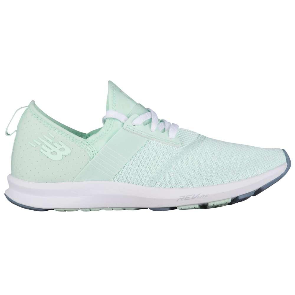 ニューバランス New Balance レディース フィットネス・トレーニング シューズ・靴【Fuelcore Nergize】Seafoam/White