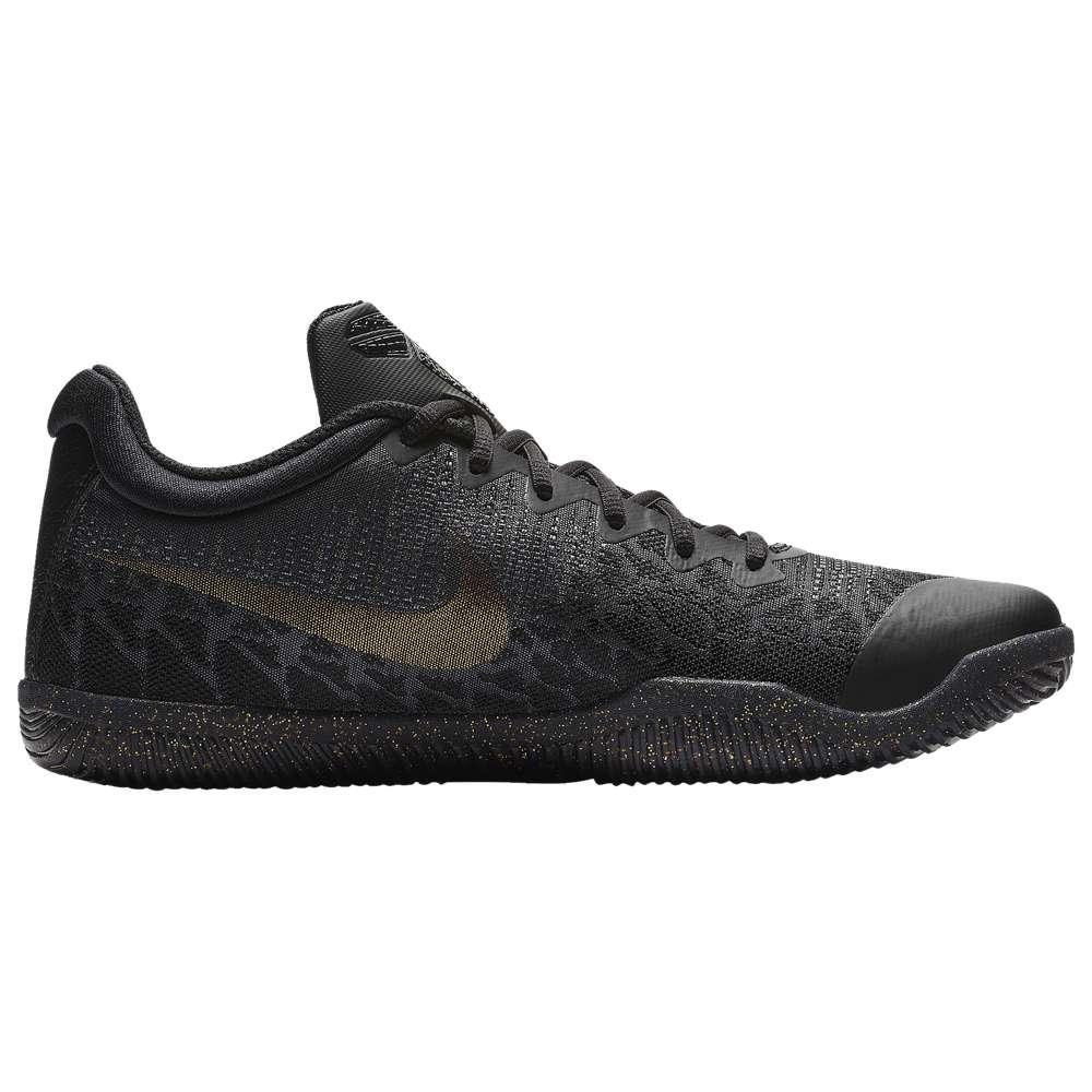 ナイキ Nike メンズ バスケットボール シューズ・靴【Mamba Rage】Black/Metallic Gold/Anthracite/Dark Grey