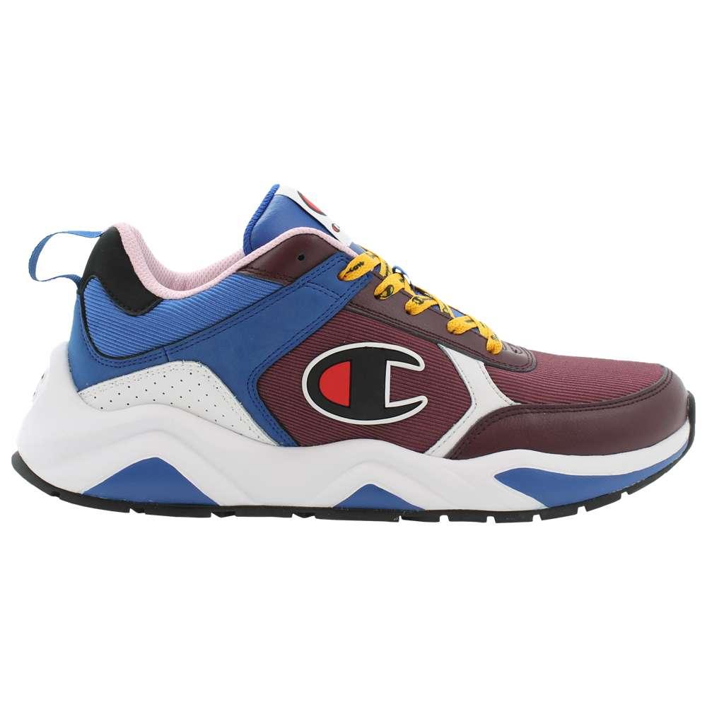 チャンピオン Champion メンズ ランニング・ウォーキング シューズ・靴【93Eighteen】Maroon Multi