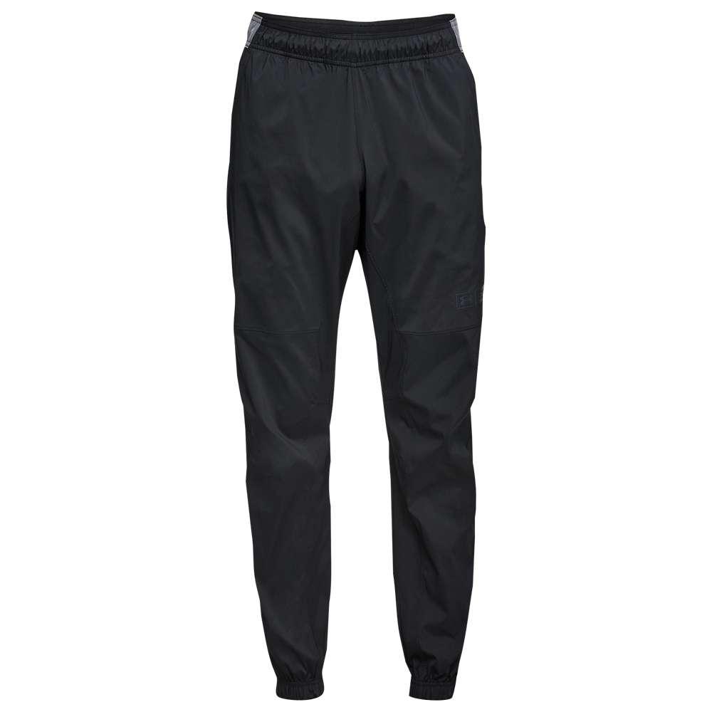 アンダーアーマー Under Armour メンズ バスケットボール ボトムス・パンツ【SC30 Woven Pants】Black
