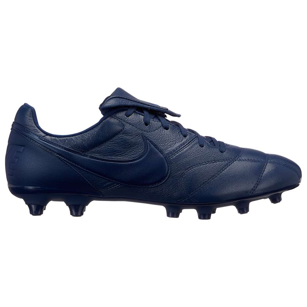 ナイキ Nike メンズ サッカー シューズ・靴【The Premier II FG】Midnight Navy/Midnight Navy