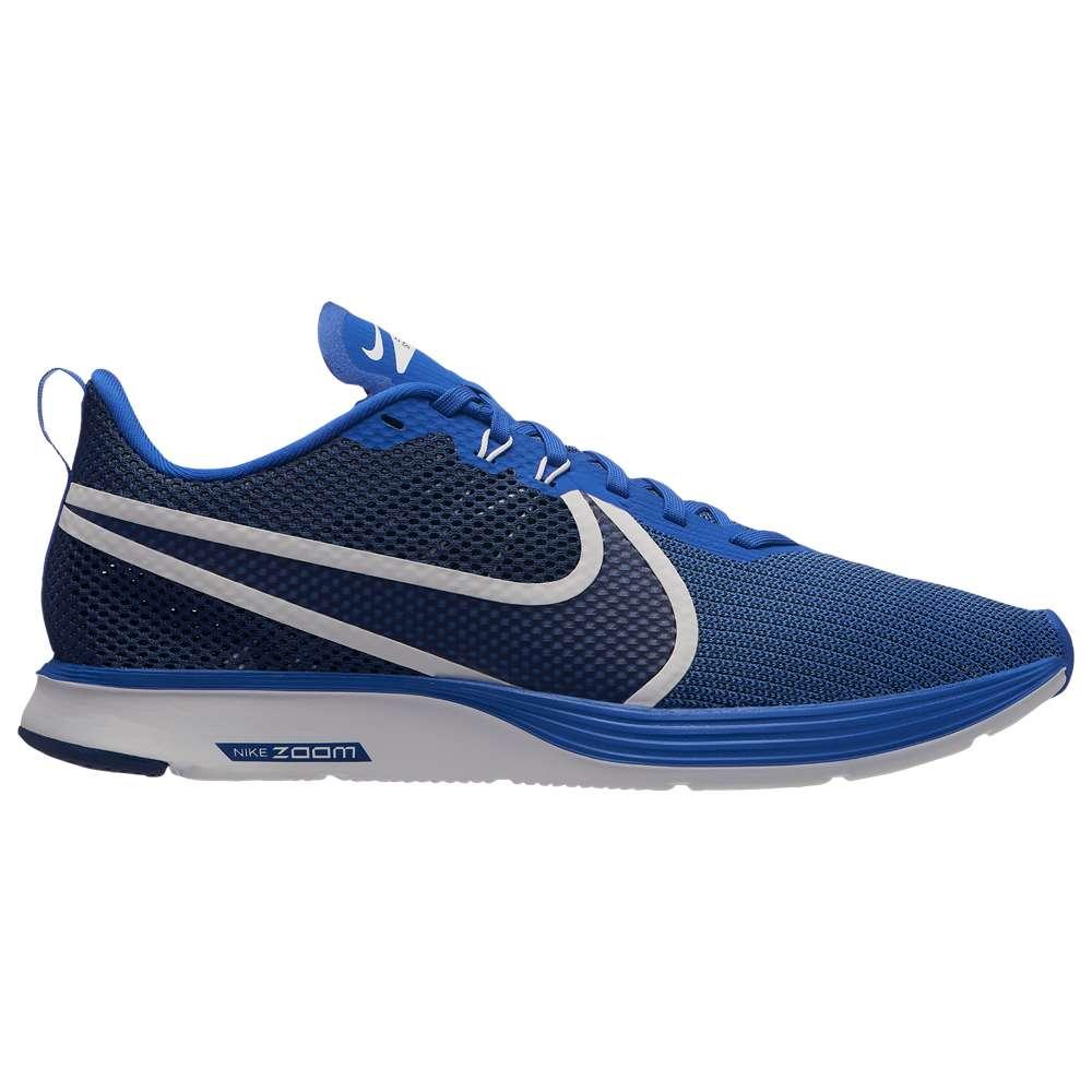ナイキ Nike メンズ ランニング・ウォーキング シューズ・靴【Zoom Strike 2】Blue Void/Hyper Royal/White