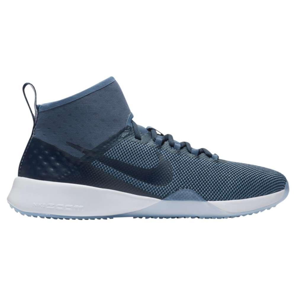ナイキ Nike レディース フィットネス・トレーニング シューズ・靴【Air Zoom Strong 2】Diffused Blue/Obsidian/White