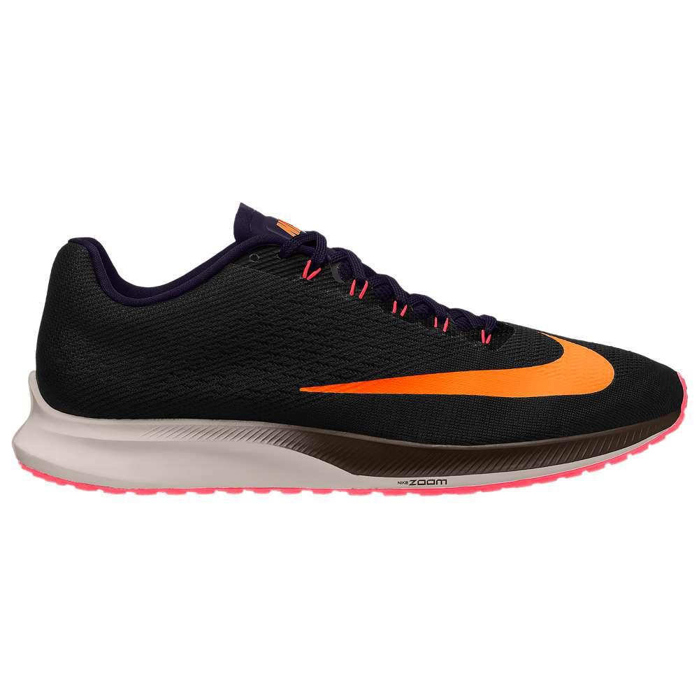 ナイキ Nike メンズ ランニング・ウォーキング シューズ・靴【Air Zoom Elite 10】Black/Orange Peel/Blackened Blue/Flash Crimson