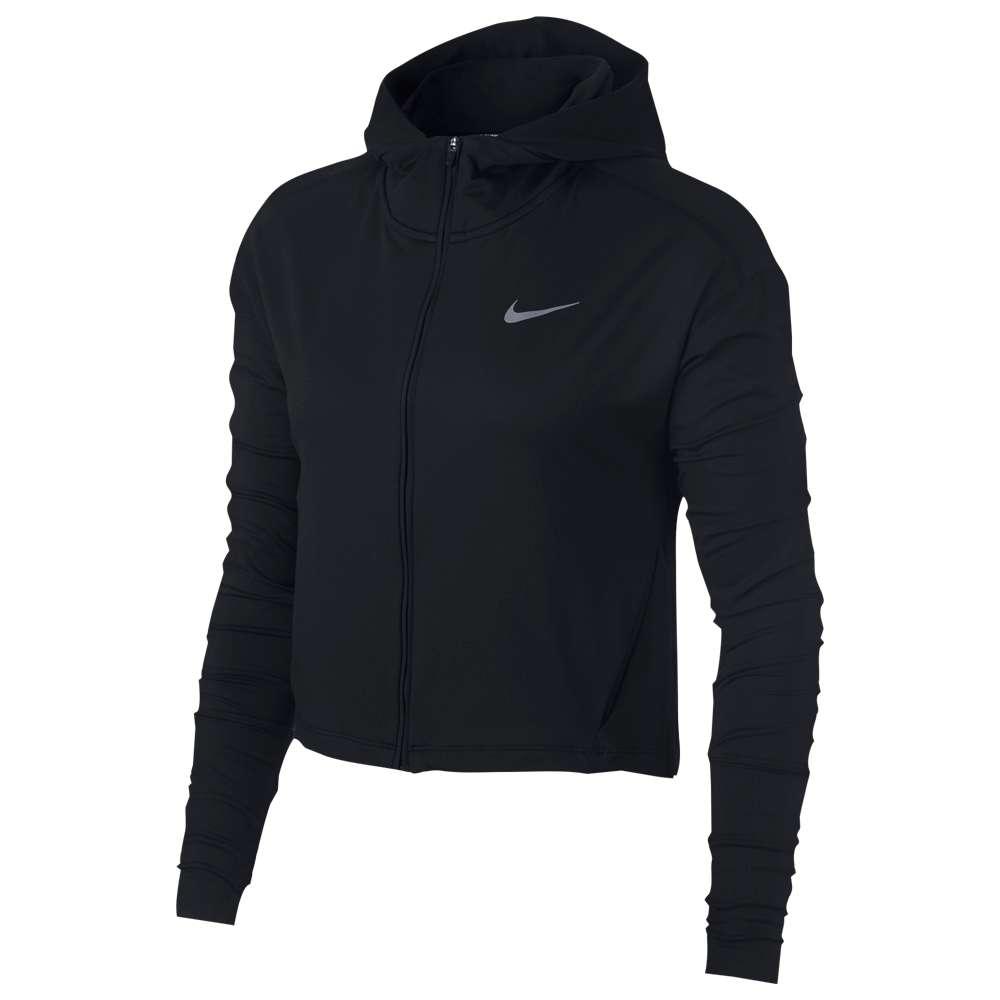 ナイキ Nike レディース ランニング・ウォーキング トップス【Essential Full-Zip Hoodie】Black