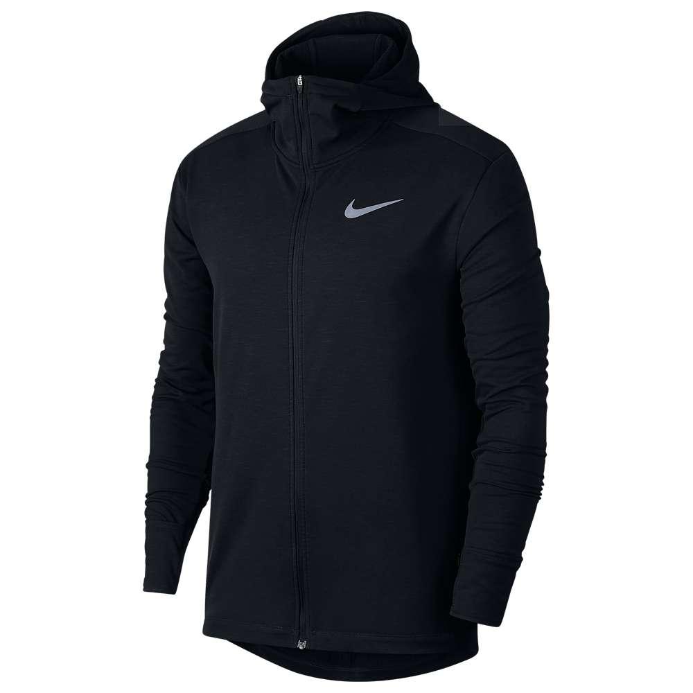 ナイキ Nike メンズ ランニング・ウォーキング アウター【Sphere Element Full-Zip Hoodie 2.0】Black/Reflective Silver