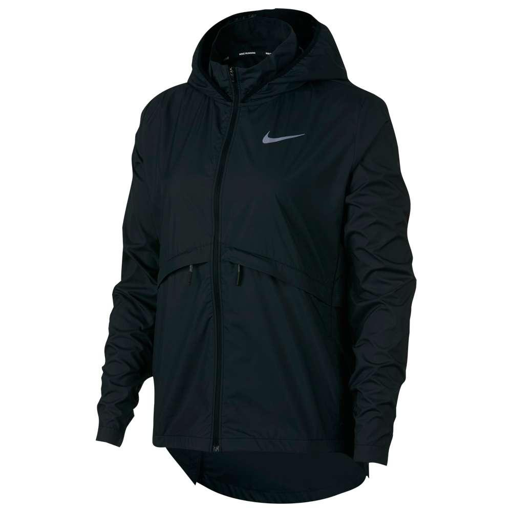 ナイキ Nike レディース フィットネス・トレーニング トップス【Essential Jacket】Black