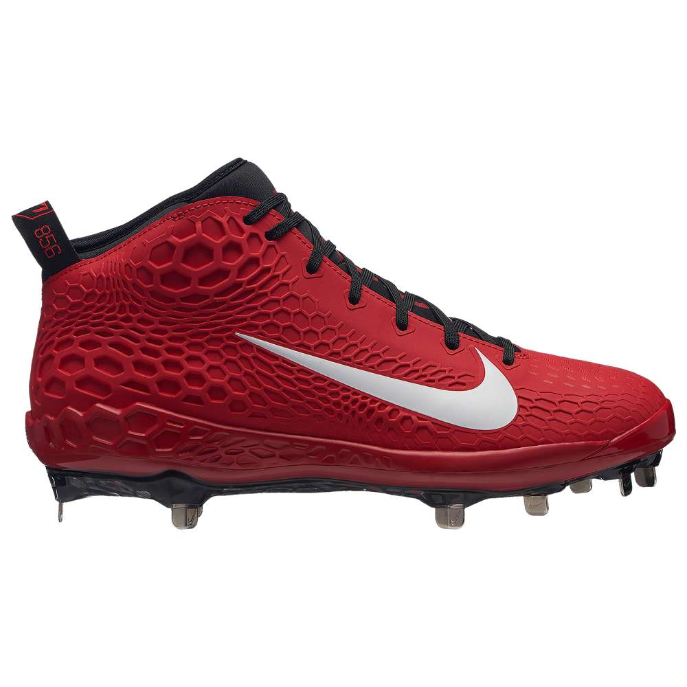 ナイキ Nike メンズ 野球 シューズ・靴【Force Zoom Trout 5】University Red/White/Black