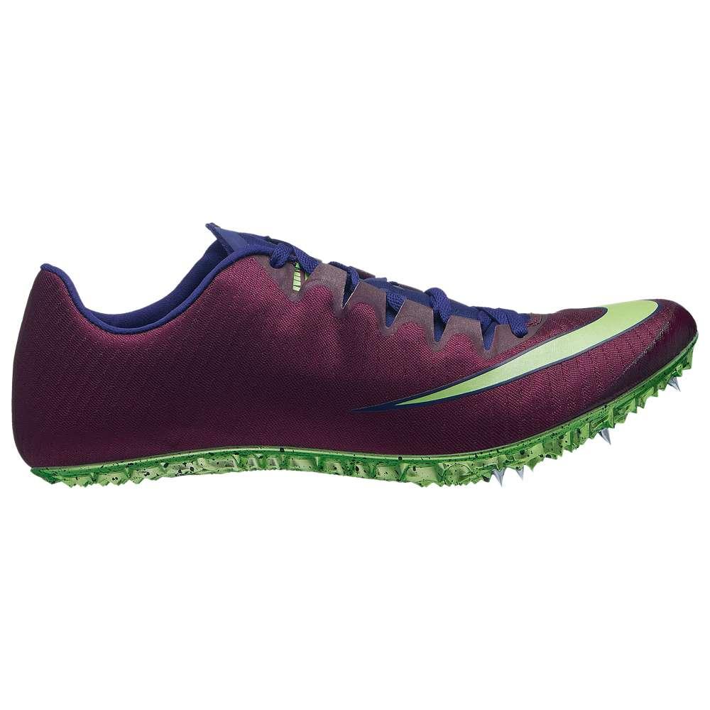 ナイキ Nike メンズ 陸上 シューズ・靴【Zoom Superfly Elite】Bordeaux/Lime Blast/Regency Purple