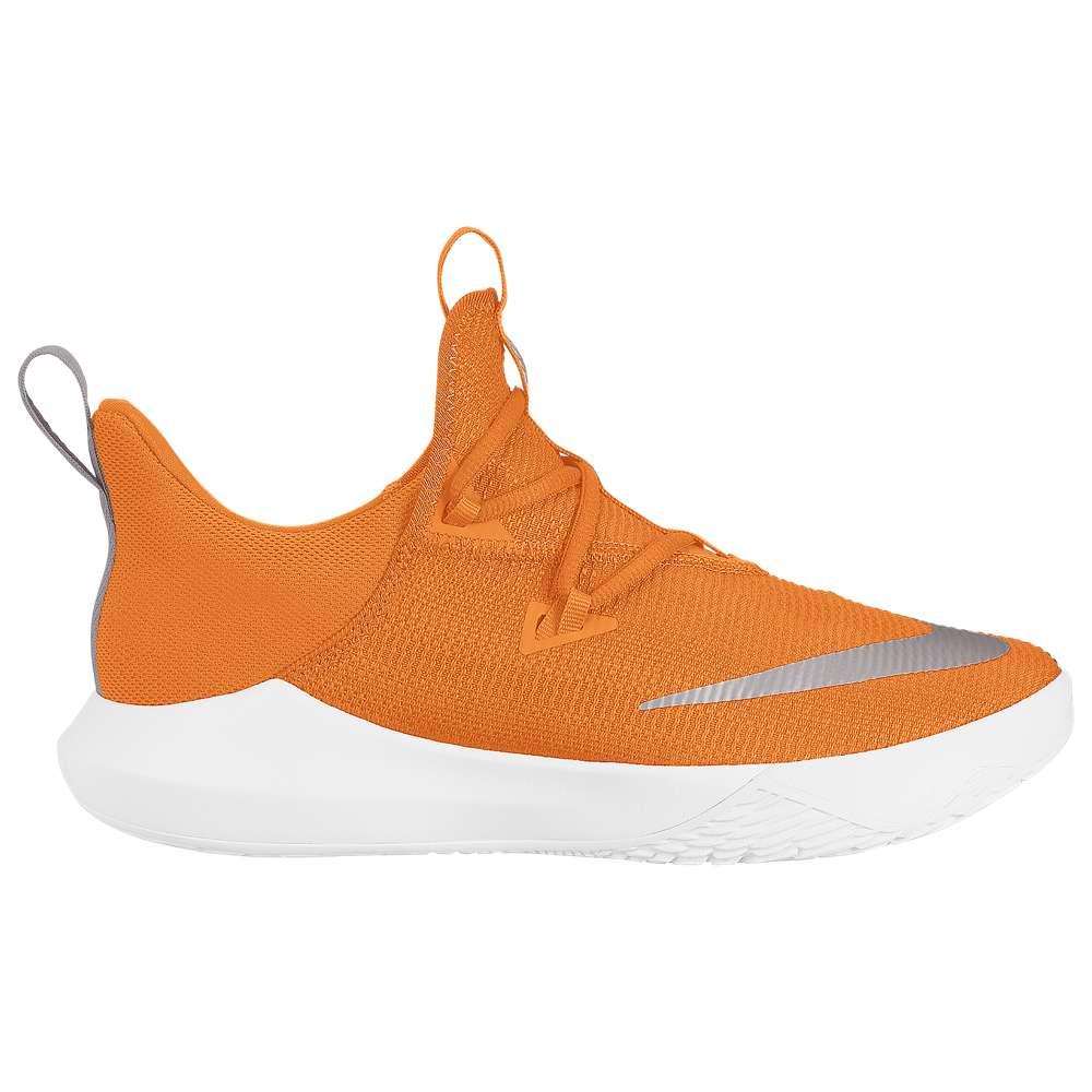 ナイキ Nike メンズ バスケットボール シューズ・靴【Zoom Shift 2】Clay Orange/Metallic Silver/White
