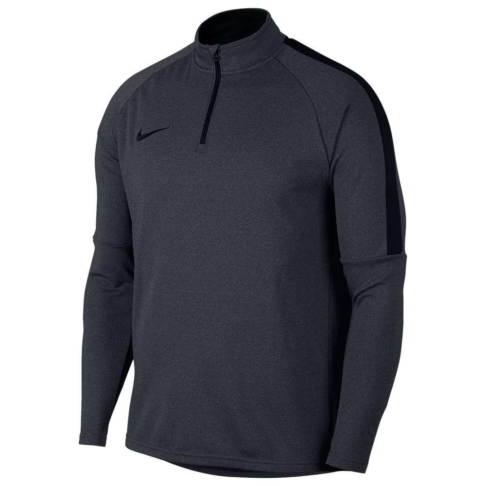 ナイキ Nike メンズ サッカー トップス【Academy 1/4 Zip Top】Black/Heather