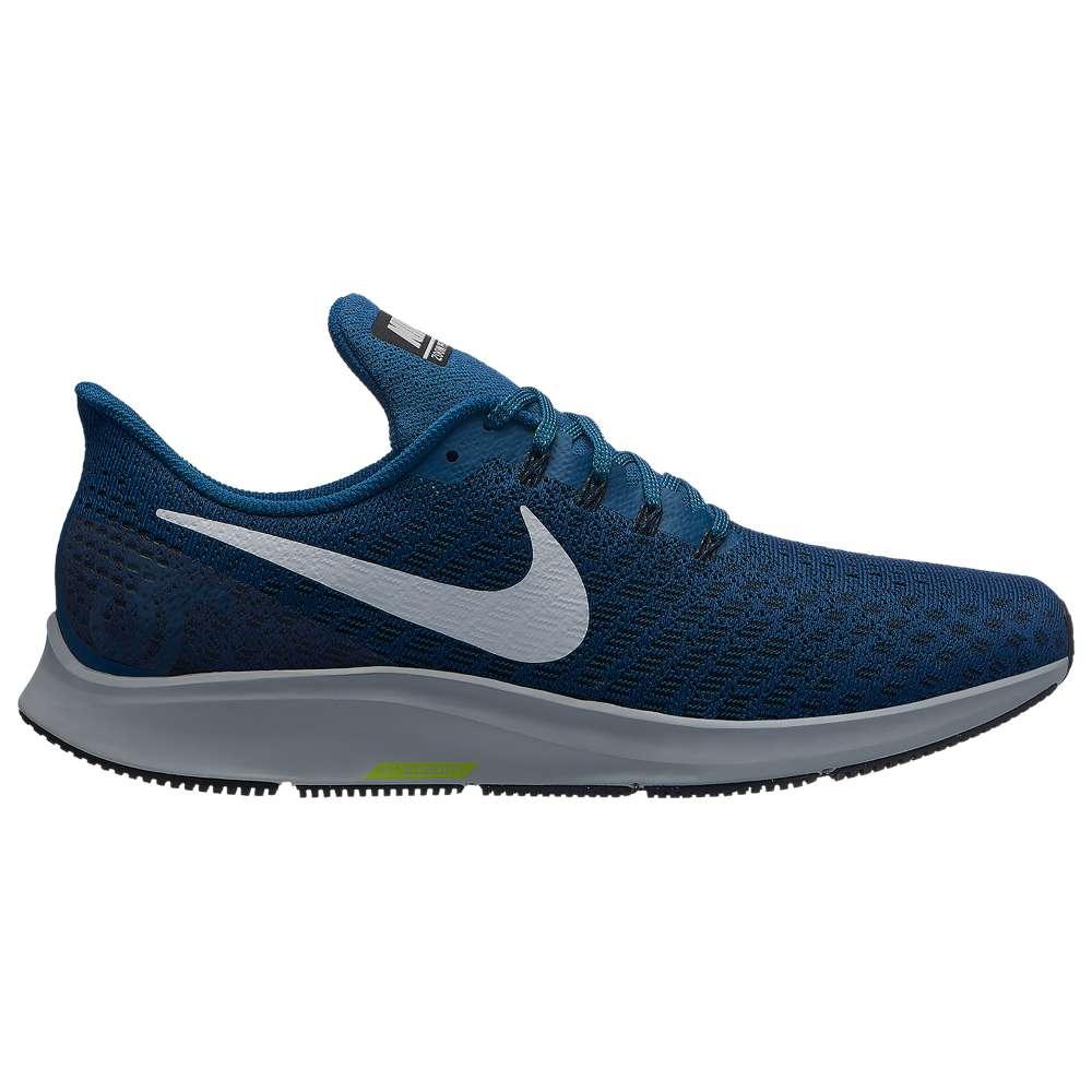 ナイキ Nike メンズ ランニング・ウォーキング シューズ・靴【Air Zoom Pegasus 35】Blue Force/White/Black/Wolf Grey/Volt