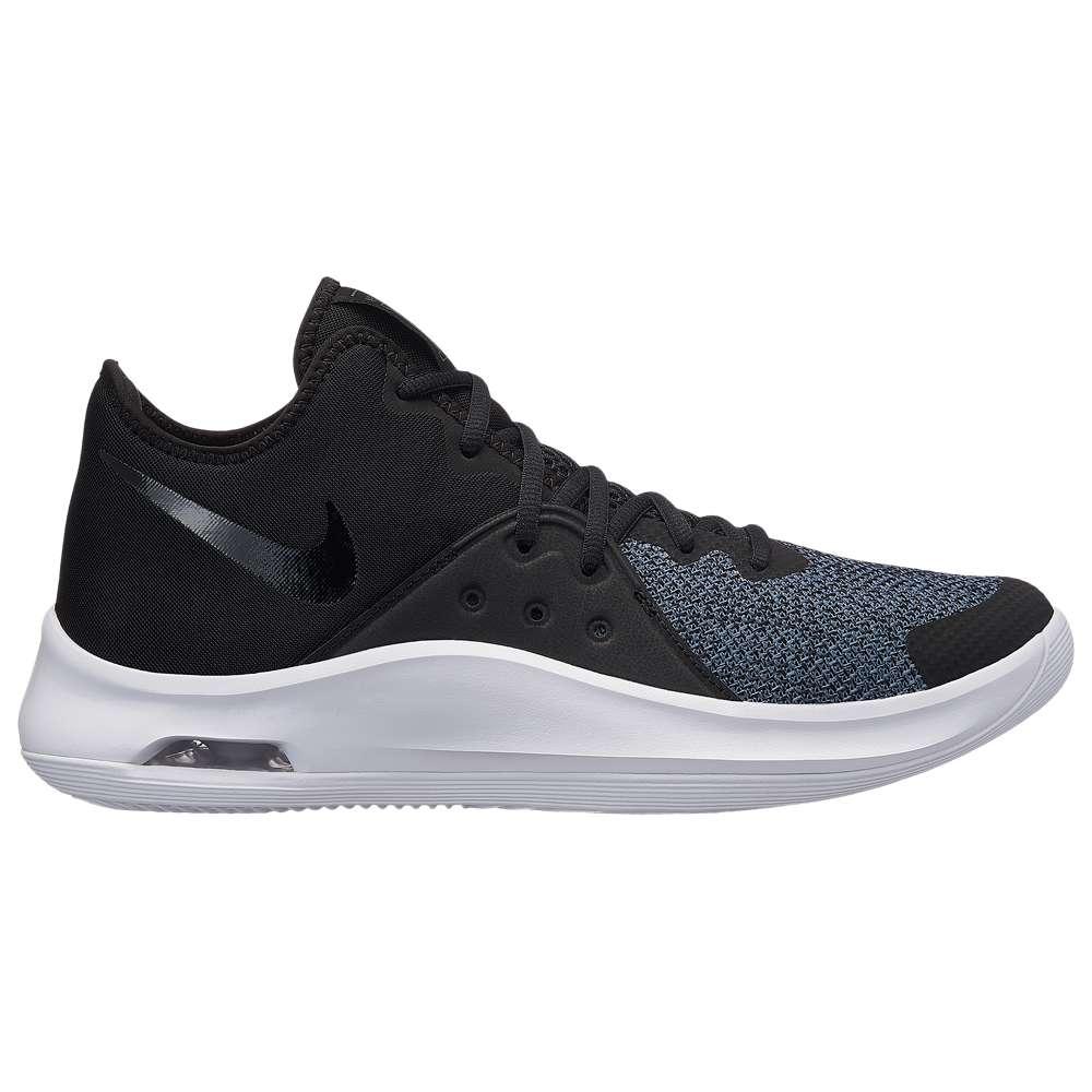 ナイキ Nike メンズ バスケットボール シューズ・靴【Air Versitile 3】Black/White/Dark Grey