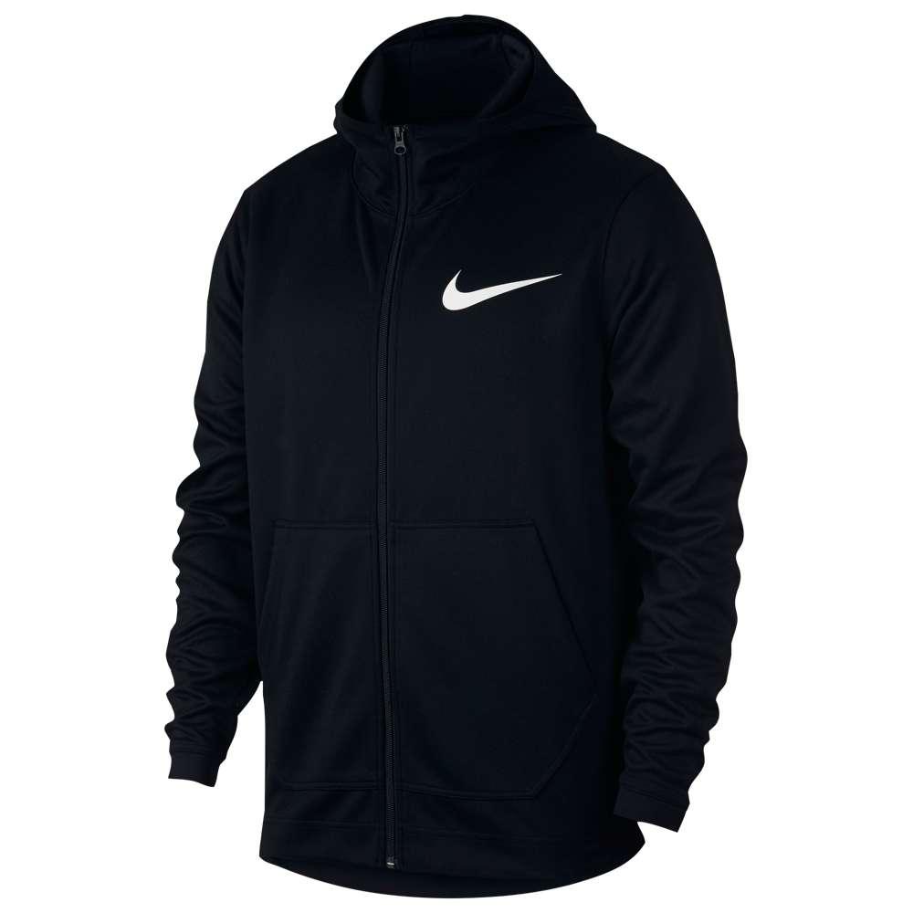 ナイキ Nike メンズ バスケットボール トップス【Spotlight F/Z Hoodie】Black/White