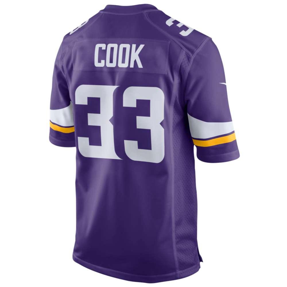 ナイキ Nike メンズ トップス【NFL Game Day Jersey】Purple