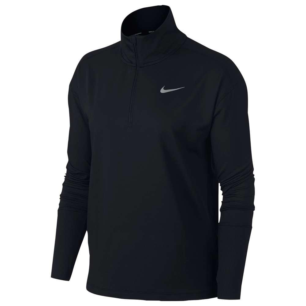 最も優遇の ナイキ Nike レディース フィットネス・トレーニング Nike レディース トップス【Element 1 トップス【Element/2 Zip Top】Black, 文具屋さん:860fbb4e --- konecti.dominiotemporario.com
