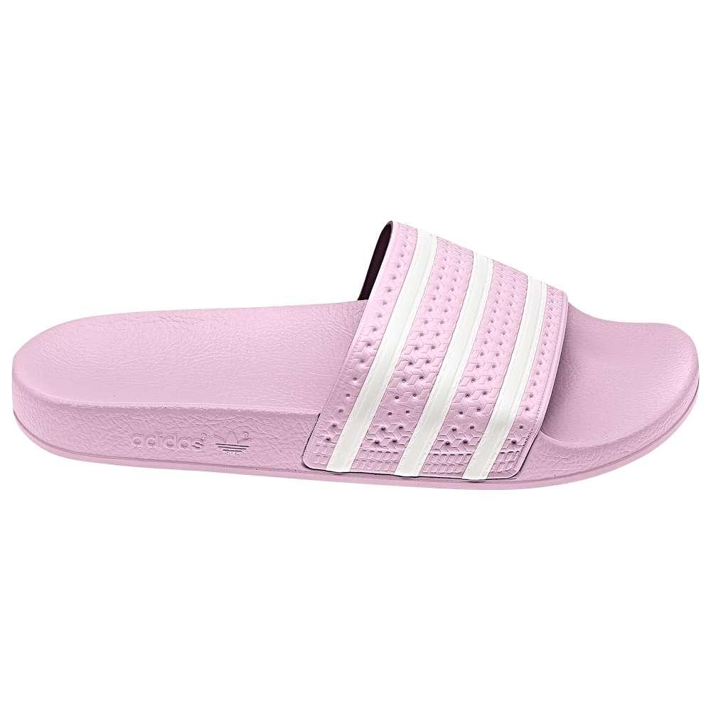 アディダス adidas Originals Originals メンズ シューズ・靴 サンダル Pink/Clear【Adilette】Clear adidas Pink/Clear Pink/Clear Pink, ミッピーナ:81e7febd --- sunward.msk.ru
