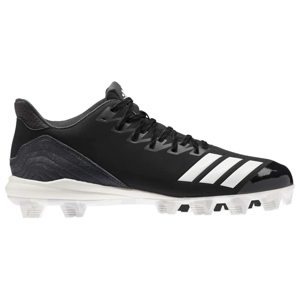 アディダス adidas レディース 野球 シューズ・靴【Icon 4 MD】Black/White