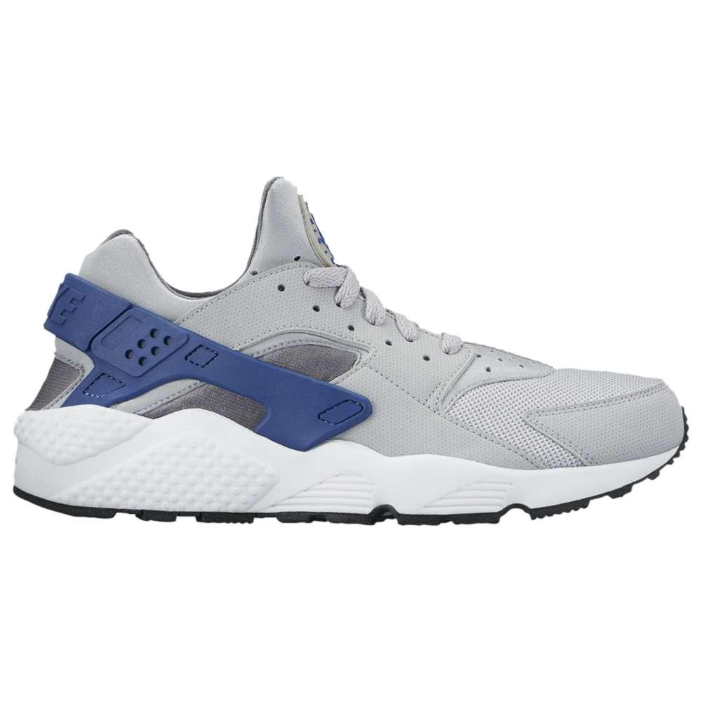 ナイキ Nike メンズ ランニング・ウォーキング シューズ・靴【Air Huarache】Wolf Grey/Game Royal/Dark Grey