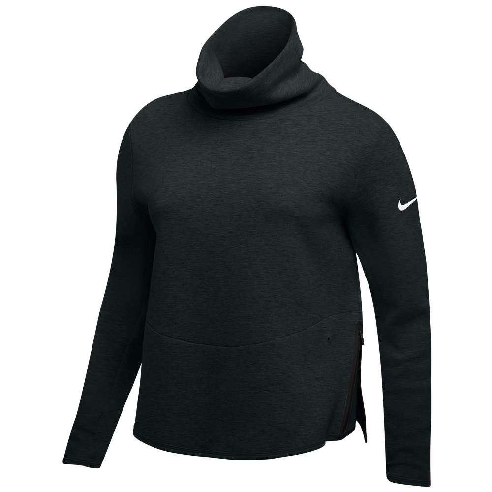 ナイキ Nike レディース フィットネス・トレーニング トップス【Team Authentic Therma Pullover Top】Black/White