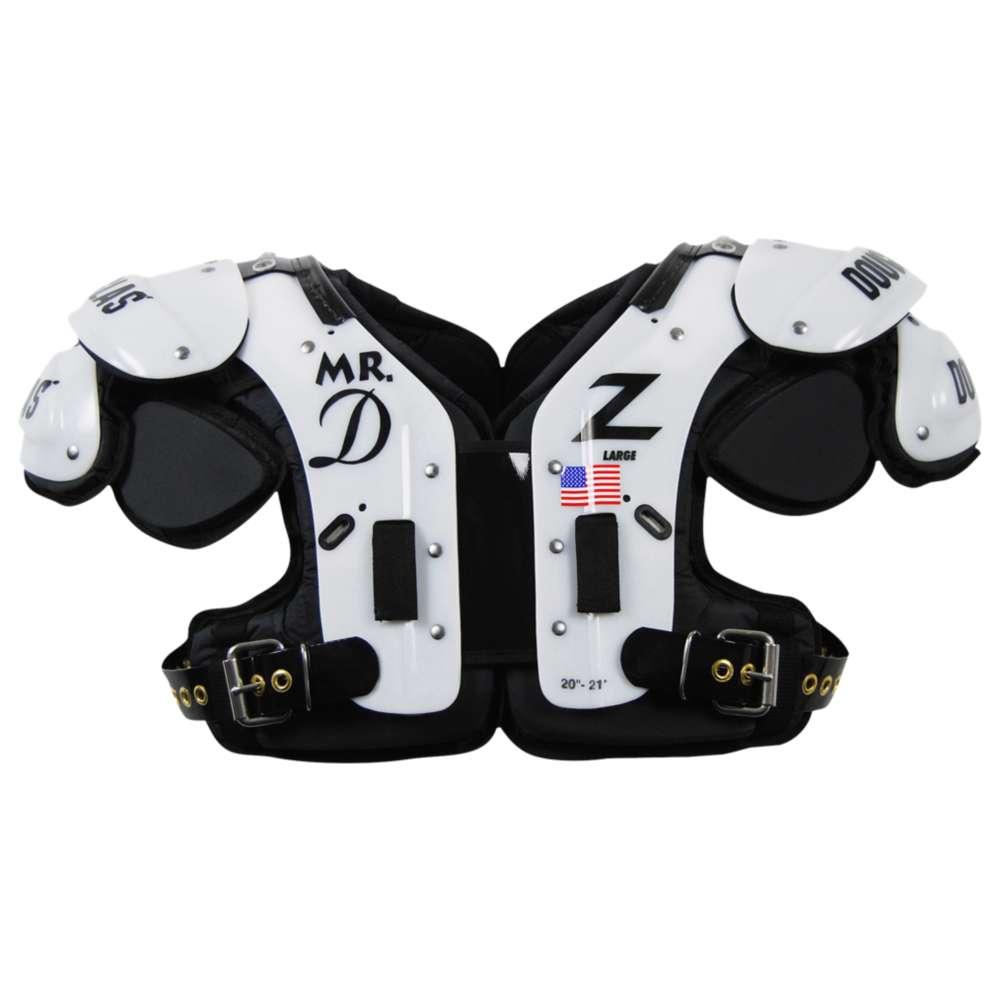 ダグラス Douglas メンズ アメリカンフットボール プロテクター【CP MR. DZ Shoulder Pad】