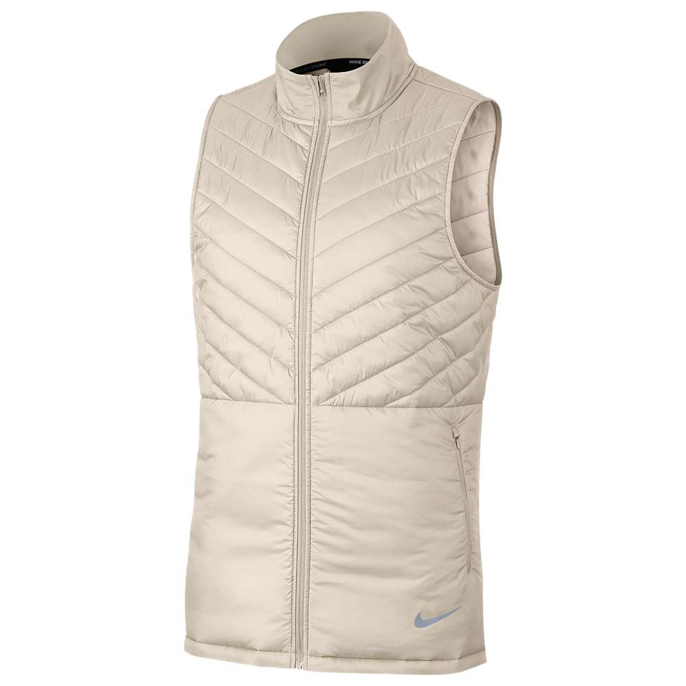 ナイキ Nike メンズ ランニング・ウォーキング トップス【Aerolayer Vest】Desert Sand/Desert Sand/Reflective Silver
