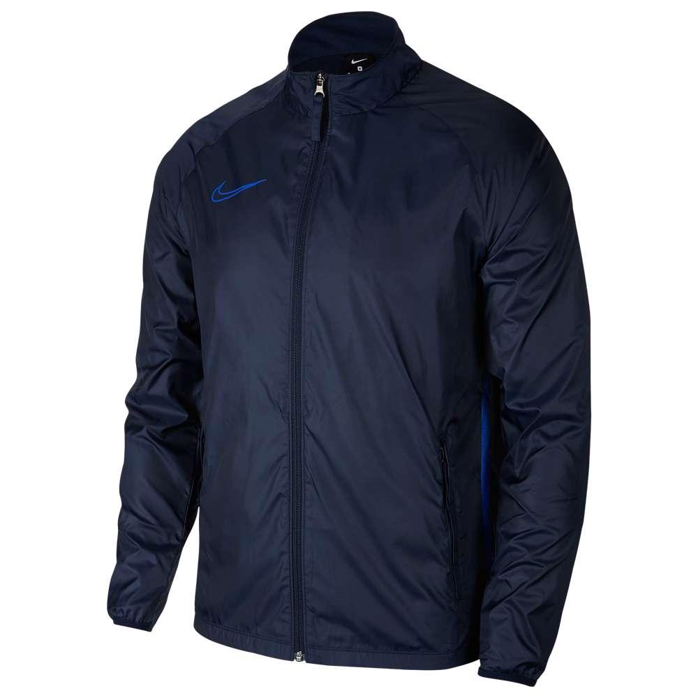 ナイキ Nike メンズ サッカー トップス【Academy Repel Jacket】Obsidian/Hyper Royal