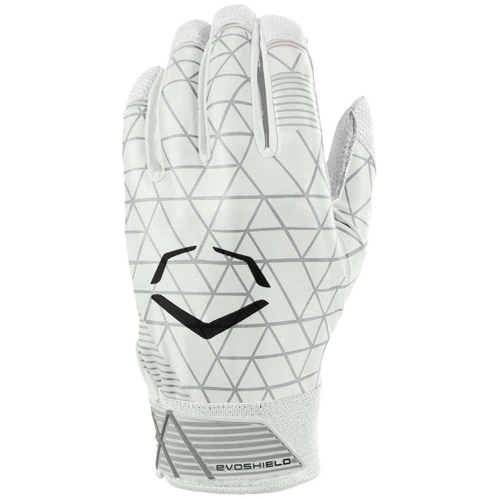 【時間指定不可】 エボシールド Evoshield メンズ 野球 グローブ【Evocharge 野球 Batting Evoshield Gloves Batting】White, AMAKUSA産直便:5995bacd --- anigeroman.xyz