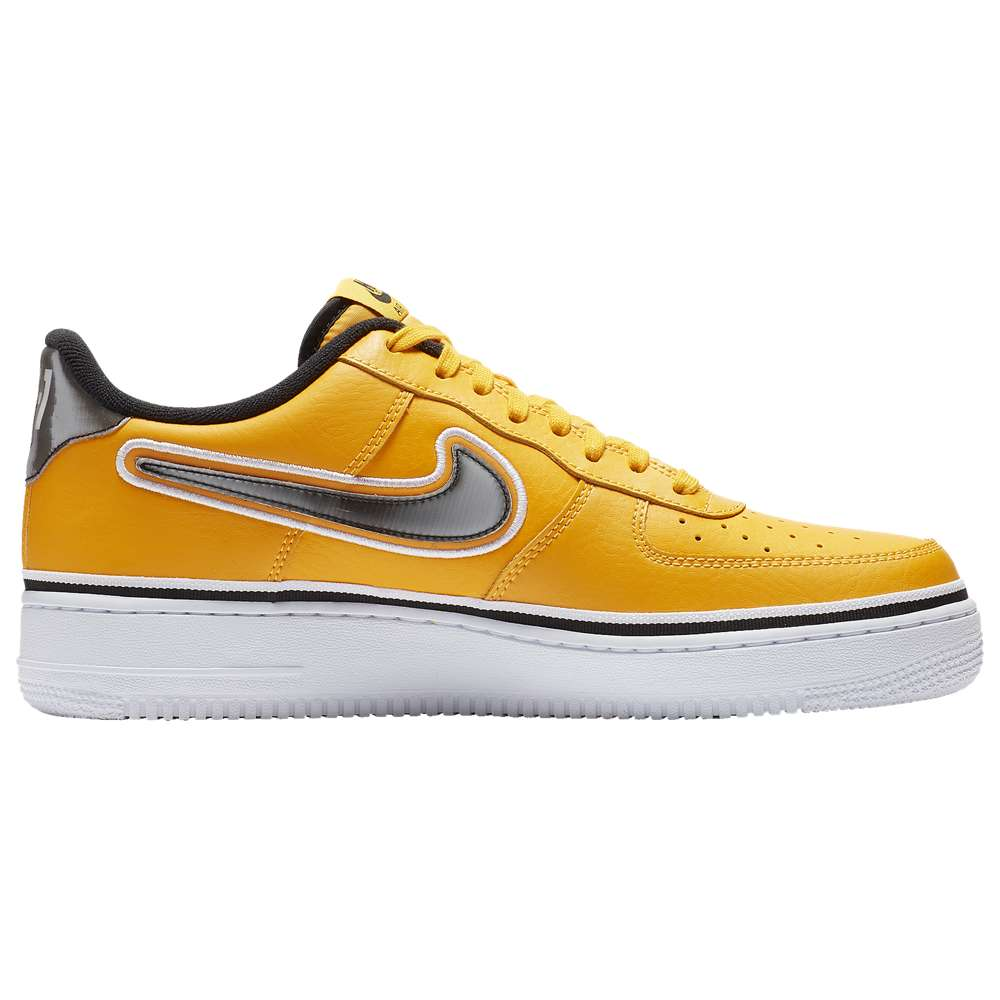 ナイキ Nike メンズ バスケットボール シューズ・靴【Air Force 1 LV8】University Gold/Black/White