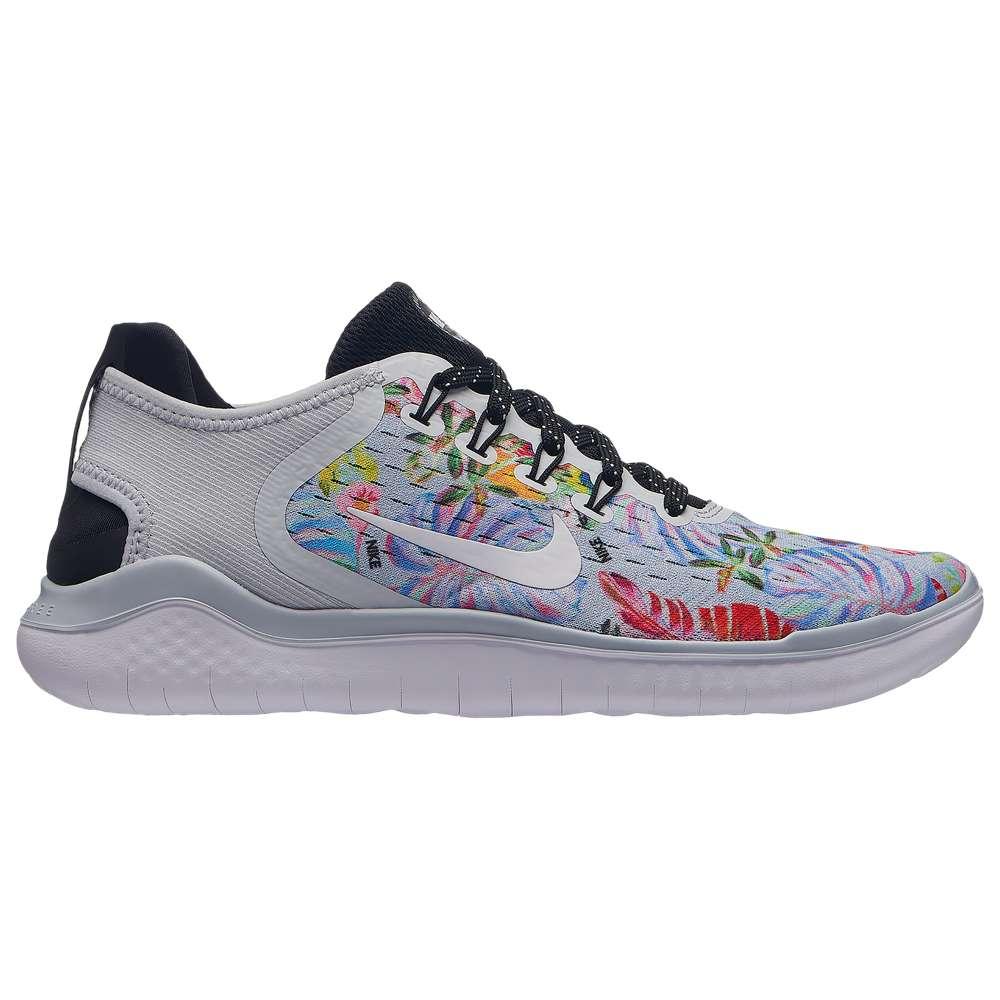 ナイキ Nike レディース ランニング・ウォーキング シューズ・靴【Free RN 2018】Pure Platinum/White/Black