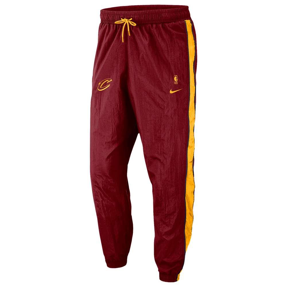 ナイキ Nike メンズ ボトムス・パンツ スウェット・ジャージ【NBA Throwback Track Pants】Team Maroon/University Gold