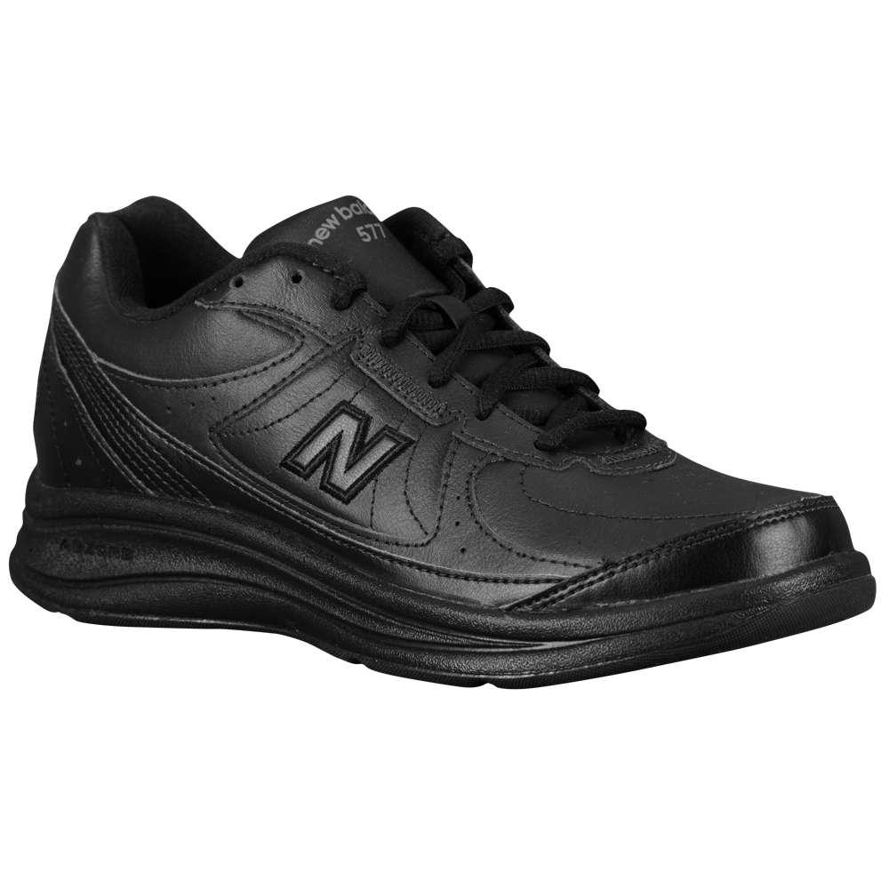 ニューバランス New Balance レディース ランニング・ウォーキング シューズ・靴【577】Black
