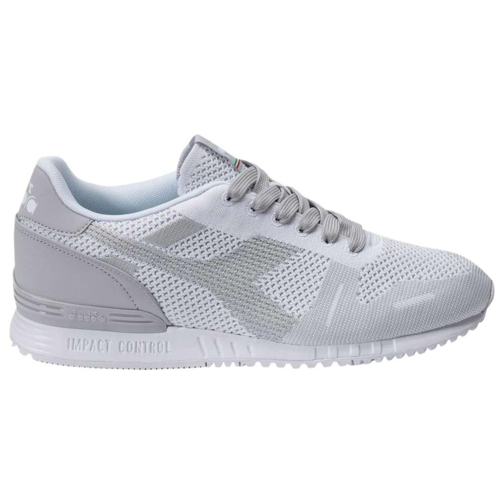 ディアドラ Diadora メンズ ランニング・ウォーキング シューズ・靴【Titan Weave】Grey Rock