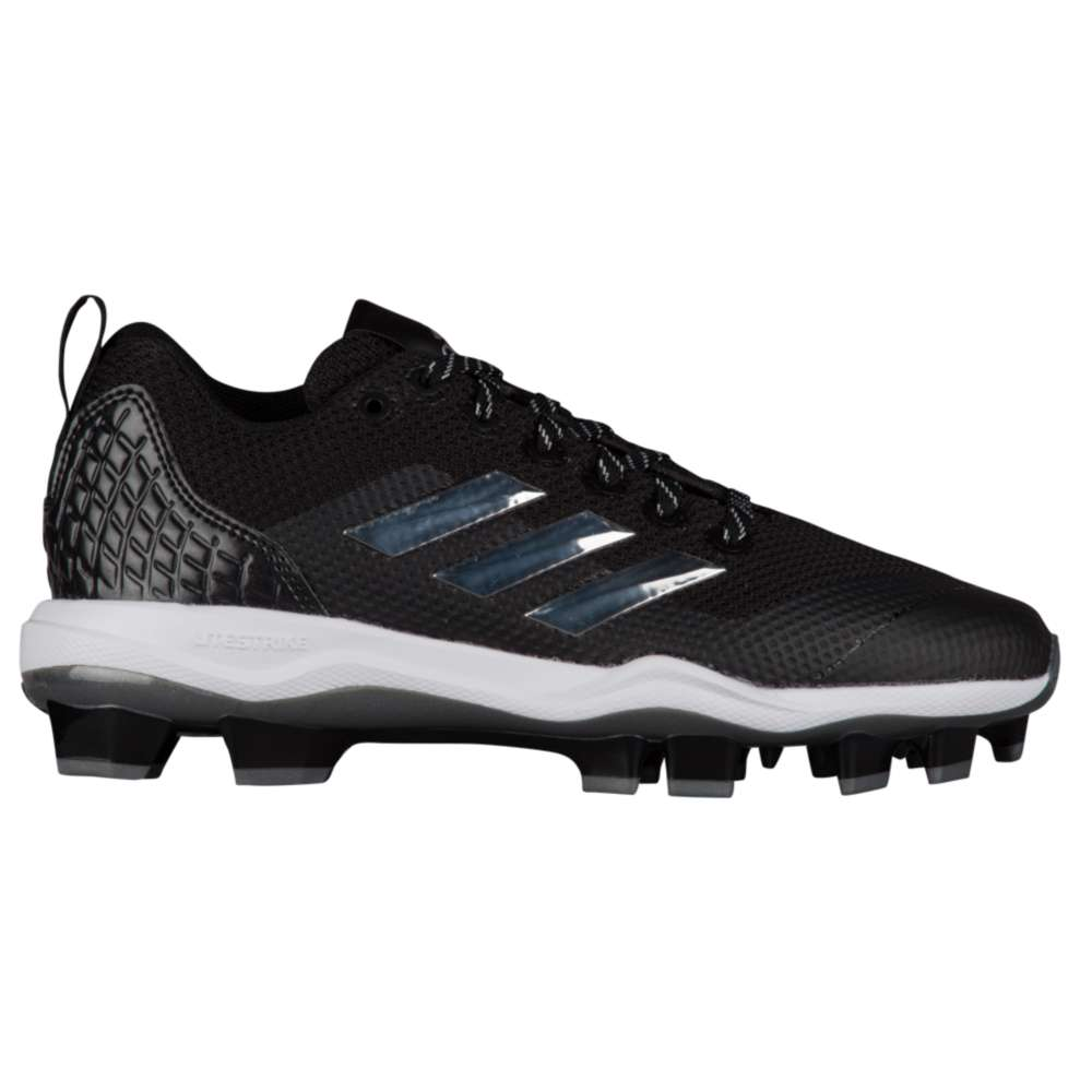 アディダス adidas レディース 野球 シューズ・靴【Poweralley 5 TPU】Black